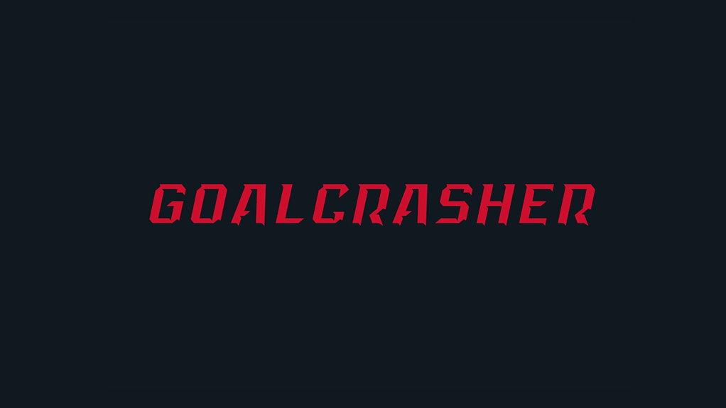 Логотип Goalcrasher
